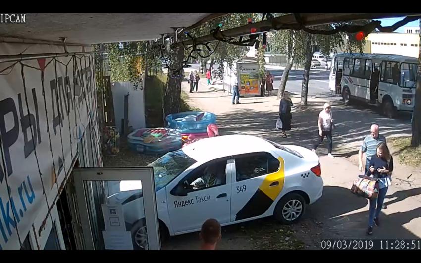 Яндекс.Такси Ковров
